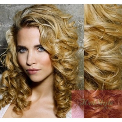 clip in hair extesions 20 50cm curly