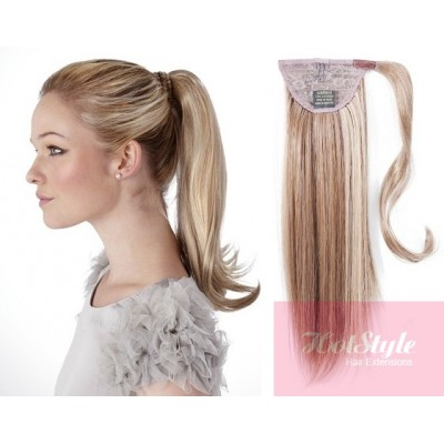 Clip In Ponytail Wrap Braid Hair Extension 24 Quot Straight