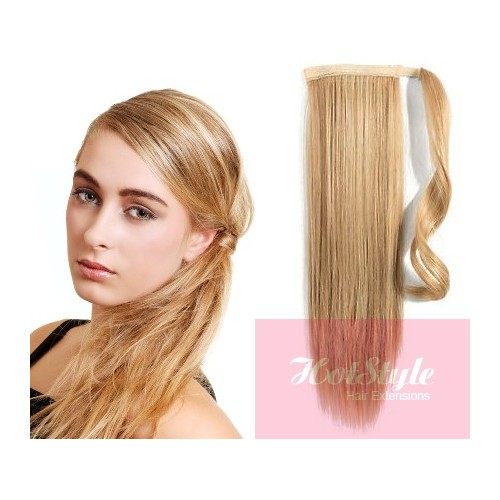 Straight Ponytail Hair Extensions 87