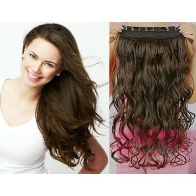 https://www.hair-extensions-hotstyle.com/530-1094-thickbox/24-one-piece-full-head-clip-in-kanekalon-weft-extension-wavy-dark-brown.jpg