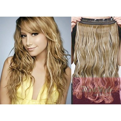 https://www.hair-extensions-hotstyle.com/537-1108-thickbox/24-one-piece-full-head-clip-in-kanekalon-weft-extension-wavy-mixed-blonde.jpg