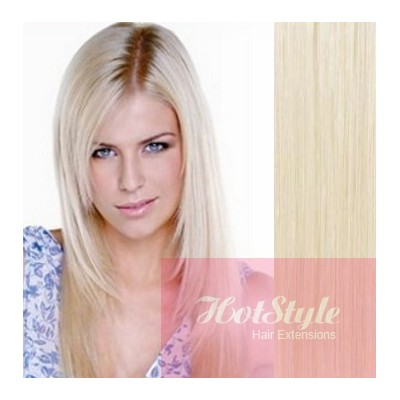 Blonde Human Hair Extensions