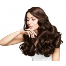 "Micro ring human hair extensions 24"" (60cm) wavy"