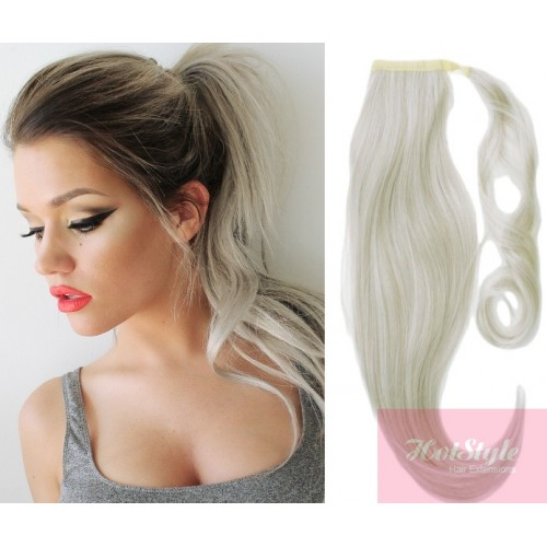 Ponytail Clip In Extensions Prices Of Remy Hair