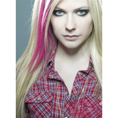 20 50cm clip in pink human hair streak 20 50cm clip in human hair streak pink pmusecretfo Choice Image