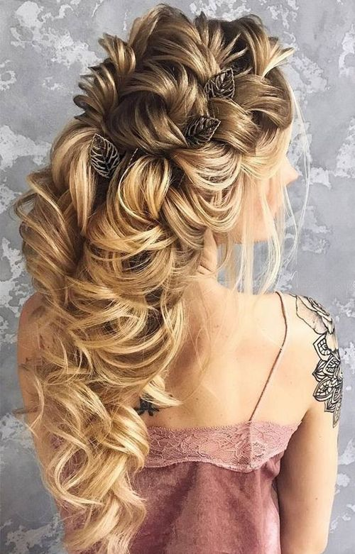 Wedding And Prom Hairstyles For 2019 Hotstyle