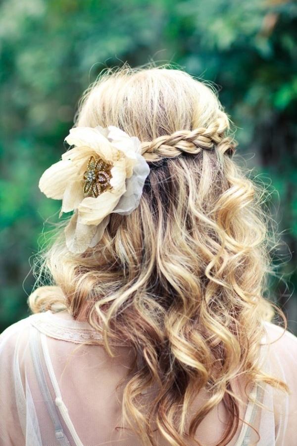 Moderne Hochzeit Frisuren Hotstyle