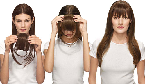 How to apply hair extensions - HotStyle