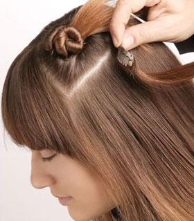 Pripínanie clip-in vlasov