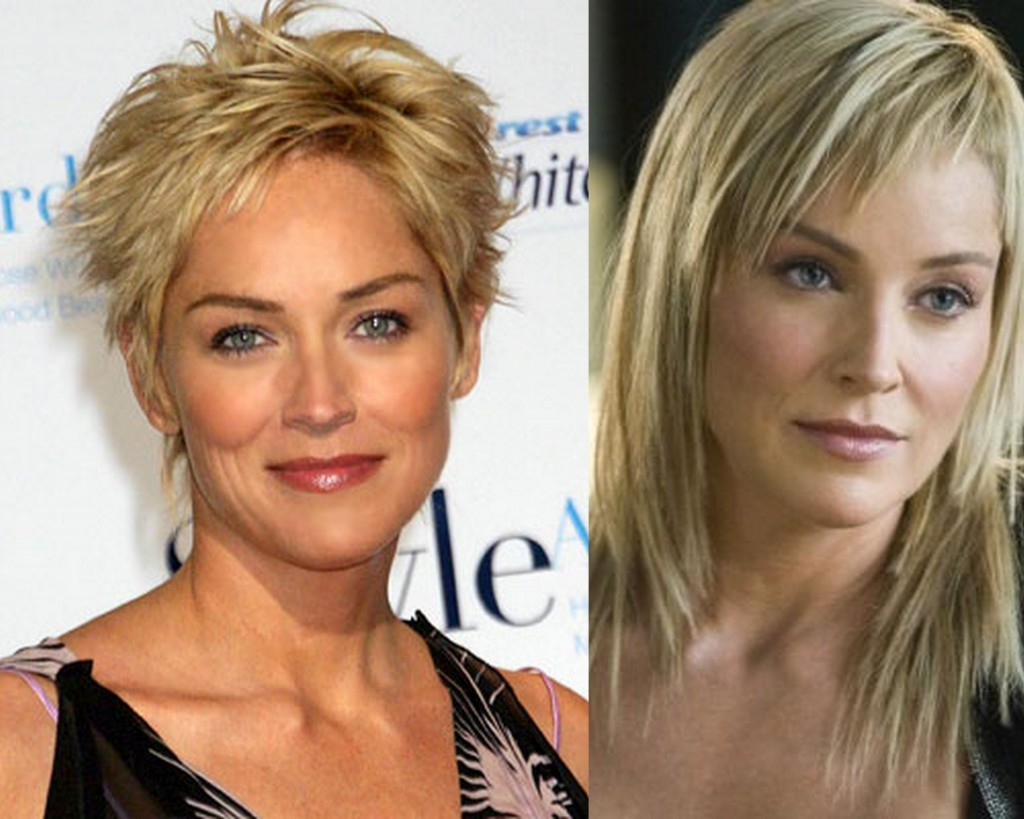 2012 Hairstyles Celebrity Before and After - YouTube